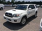 2007 Toyota 4 Runner 4x4 4-Door Sport Utility Vehicle