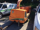 2007 Vermeer BC1000XL Chipper (12 Drum), trailer mtd