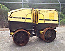 2007 Wacker RT82 Trench Compactor, s/n 700981, Lombardini diesel, with remote (can not read hour meter)