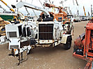 2008 Altec Environmental Products DC1217 Chipper (12 Disc), trailer mtd
