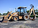 2008 Case 590 Super M+ Series 3 4x4 Tractor Loader Extendahoe