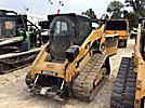 2008 Caterpillar 299C Tracked Skid Steer Loader