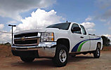 2008 Chevrolet C2500 Extended-Cab Pickup Truck
