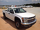 2008 Chevrolet Colorado 4x4 Extended-Cab Pickup Truck