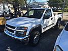2008 Chevrolet Colorado 4x4 Pickup Truck