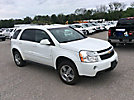 2008 Chevrolet Equinox AWD 4-Door Sport Utility Vehicle