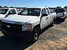 2008 Chevrolet K1500 4x4 Extended-Cab Pickup Truck