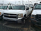 2008 Chevrolet K2500 4x4 Extended-Cab Pickup Truck