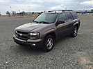 2008 Chevrolet Trail Blazer 4x4 4-Door Sport Utility Vehicle