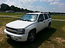 2008 Chevrolet Trailblazer 4x4 4-Door Sport Utility Vehicle