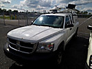2008 Dodge Dakota 4x4 Extended-Cab Pickup Truck