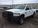 2008 Dodge W3500 4x4 Crew-Cab Pickup Truck