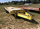 2008 Doolittle Brute Force T/A Tagalong Equipment Trailer