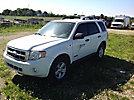 2008 Ford Escape Hybrid 4-Door Hybrid Sport Utility Vehicle