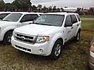 2008 Ford Escape Hybrid 4x2 4-Door Hybrid Sport Utility Vehicle