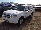2008 Ford Escape Hybrid 4x4 4-Door Sport Utility Vehicle