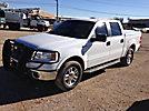 2008 Ford F150 4x4 Crew-Cab Pickup Truck