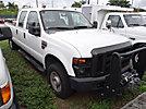 2008 Ford F250 4x4 Crew-Cab Pickup Truck