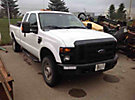2008 Ford F250 4x4 Extended-Cab Pickup Truck