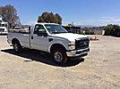 2008 Ford F250 4x4 Pickup Truck
