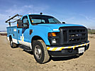 2008 Ford F250 Service Truck