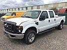 2008 Ford F350 4x4 Crew-Cab Pickup Truck