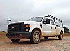 2008 Ford F350 Crew-Cab Pickup Truck