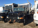 2008 Ford F450 4x4 Flatbed Truck