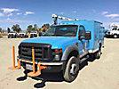2008 Ford F450 4x4 Service Truck,