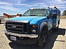 2008 Ford F450 Dual Wheel Service Truck