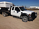 2008 Ford F450 Extended-Cab Flatbed Truck