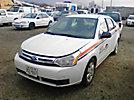 2008 Ford Focus 4-Door Sedan