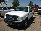 2008 Ford Ranger Pickup Truck