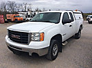 2008 GMC C2500HD Extended-Cab Pickup Truck