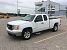 2008 GMC K1500 4x4 Extended-Cab Pickup Truck