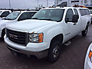 2008 GMC K2500HD 4x4 Extended-Cab Pickup Truck