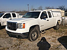 2008 GMC K2500HD 4x4 Extended-Cab Pickup Truck