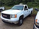 2008 GMC K2500HD 4x4 Pickup Truck