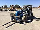 2008 Genie GTH-5519, 5500# Rough Terrain Hydraulic Telescopic Forklift
