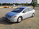 2008 Honda Civic Hybrid 4-Door Sedan