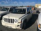 2008 Jeep Patriot 4x4 4-Door Sport Utility Vehicle