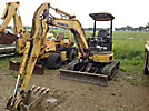 2008 Komatsu PC35MR-2 Mini Hydraulic Excavator