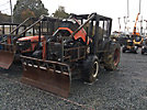 2008 Kubota M108S 4x4 Utility Tractor