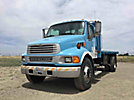 2008 Sterling Actera Flatbed Truck