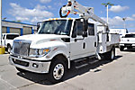 2008 Towmaster T18DDB 9-Ton T/A Tagalong Trailer, with 20' level deck between wheels, beavertail & ramps