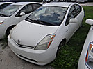 2008 Toyota Prius Hybrid 4-Door Sedan