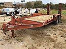 2009 Belshe WB-12 T/A Tagalong Equipment Trailer