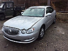 2009 Buick Lacrosse CXL-V6 4-Door Sedan