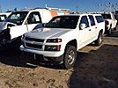 2009 Chevrolet Colorado 4x4 Crew-Cab Pickup Truck