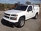 2009 Chevrolet Colorado 4x4 Pickup Truck